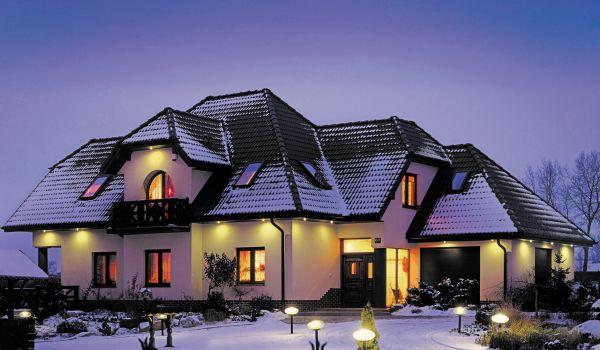 Zimowa promocja na dachówki ceramiczne i betonowe