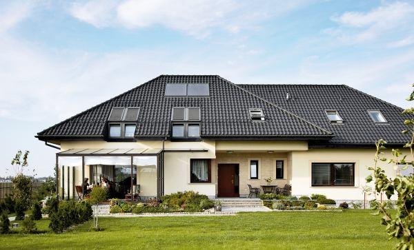 Budujesz dom? Zwróć uwagę na energooszczędne okna dachowe