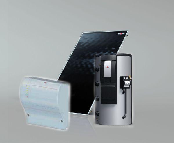 Efektywne i wydajne płaskie kolektory słoneczne