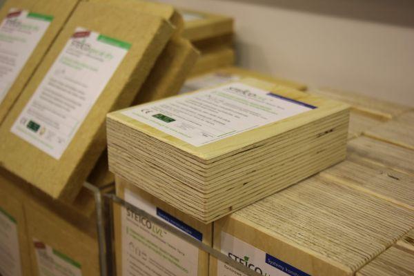 Ekologiczny i trwały materiał konstrukcyjny