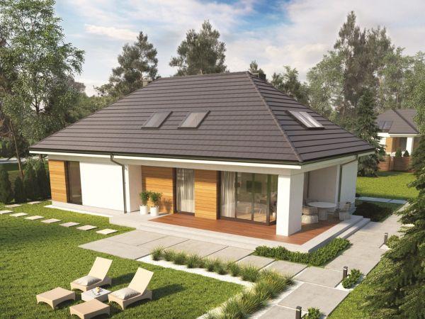 Płaska dachówka idealna dla nowoczesnych projektów