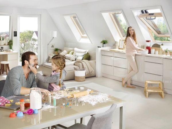 Jak dobierać okna dachowe do rodzaju i przeznaczenia pomieszczeń?