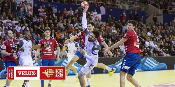 XII Mistrzostwa Europy w Piłce Ręcznej Mężczyzn – Velux sponsorem