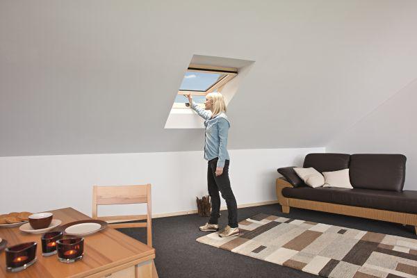 Jak dobrać okna dachowe do rozmiaru i rodzaju pomieszczenia?