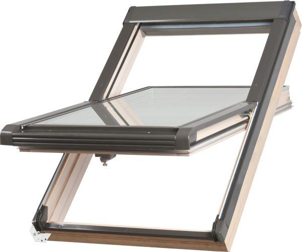 Okna dachowe na ciężkie mrozy