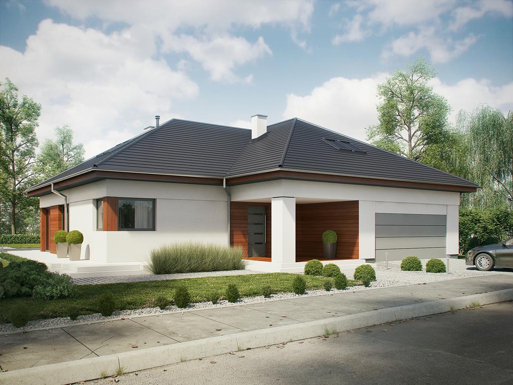 Jak wybrać projekt domu na działkę, która nie jest objęta miejscowym planem?